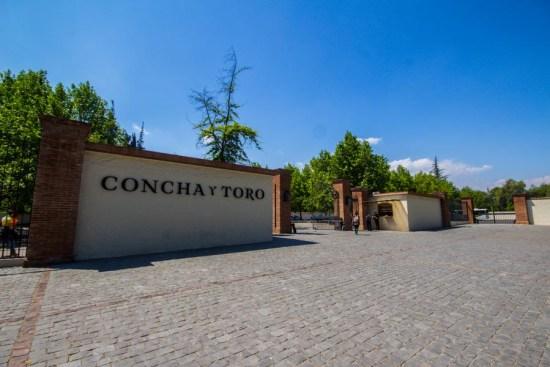 Concha Y Toro Chile