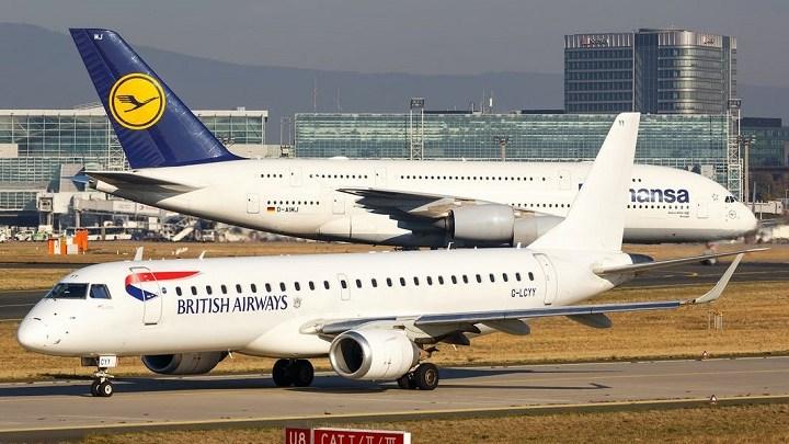 Empresas aéreas se preparam para volta dos voos entre Europa e EUA