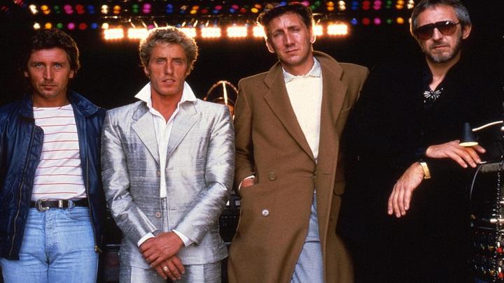 The Who vai liberar série de vídeos inéditos durante seis semanas