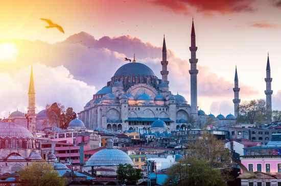Países onde os brasileiros não são barrados: Turquia