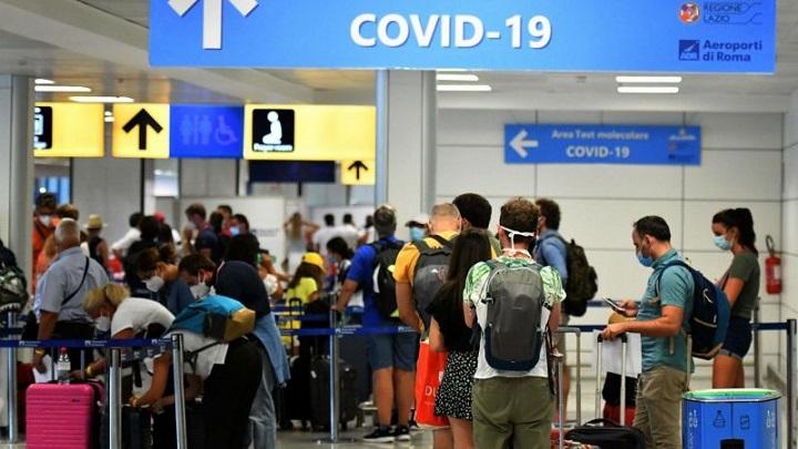 Aeroporto de Roma ganha 5 estrelas no combate a COVID-19