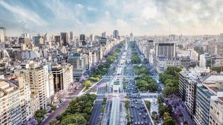 Turistas terão de fazer dois testes de Covid-19 para visitar Buenos Aires
