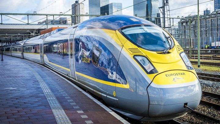 Novo Eurostar liga Londres e Amsterdã em 4 horas