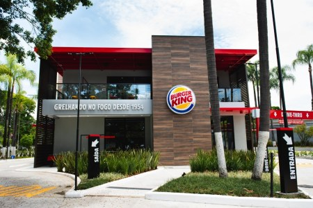 Restaurantes Burger King
