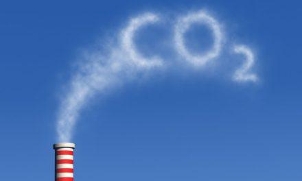 Emissões de carbono seguem em alta