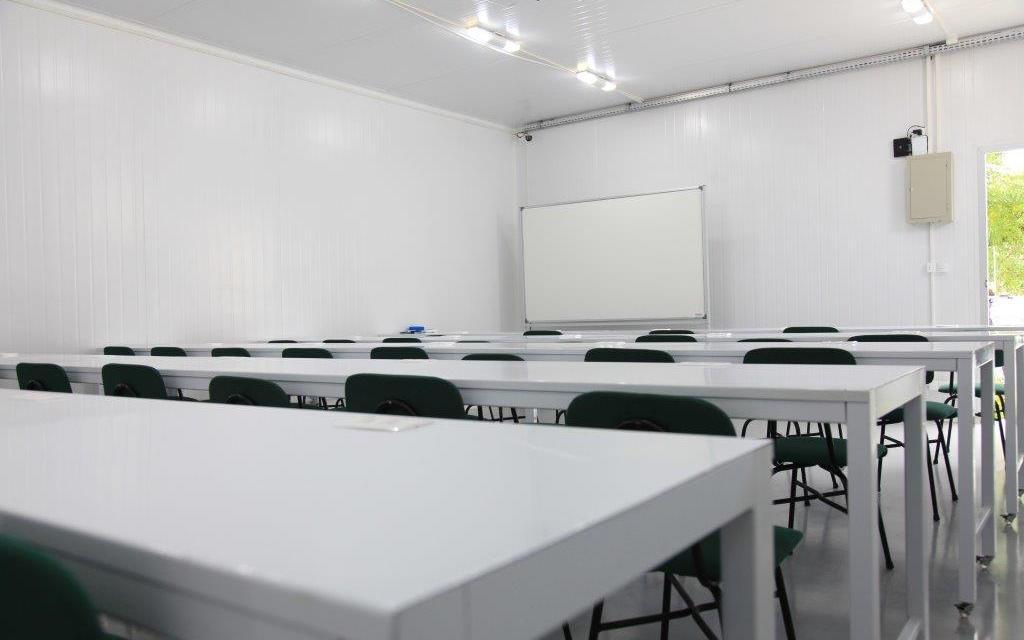 ETP expande laboratórios de ensino