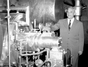 Willis Carrier, inventor do ar-condicionado moderno