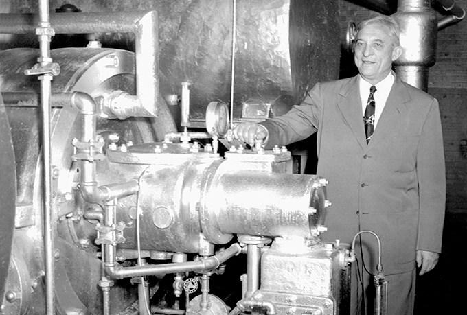 Willis Carrier, inventor do ar-condicionado moderno