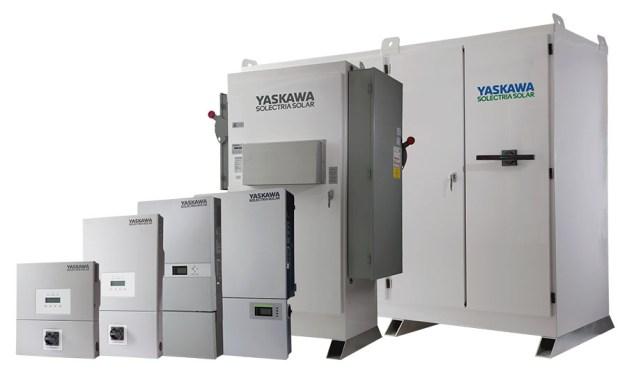 Yaskawa aposta no crescimento da energia solar e lança inversor fotovoltaico no Brasil