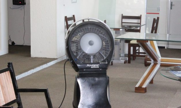Indústriagaúcha lança climatizador para palcos