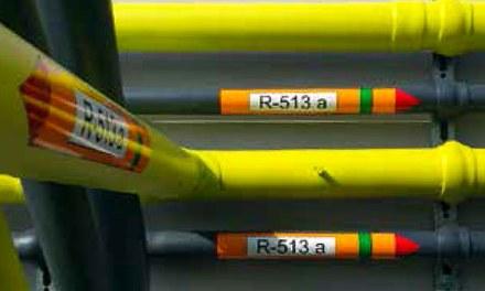 Supermercado europeu adota o R-513A