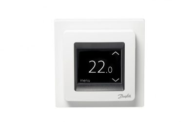 Danfoss lança termostato para piso residencial