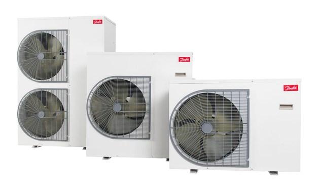 Danfoss lança condensadora compacta