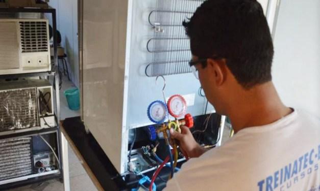 Manutenção de eletrodomésticos impulsiona área de cursos