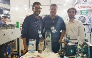 Estande da BCM Interservice na Super Amas 2017