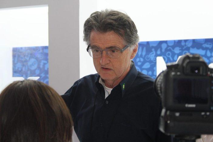 Engenheiro Janos-Szego, presidente da Mecalor