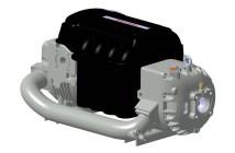 Compressor de alta capacidade Danfoss Turbocor