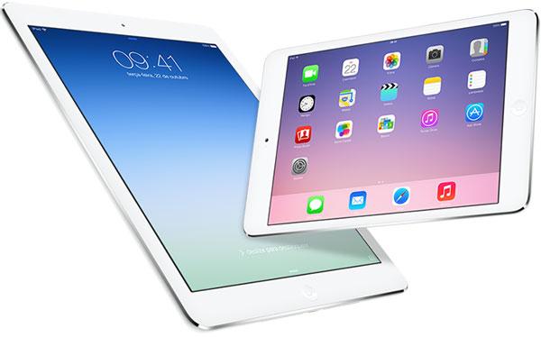 Novos iPads