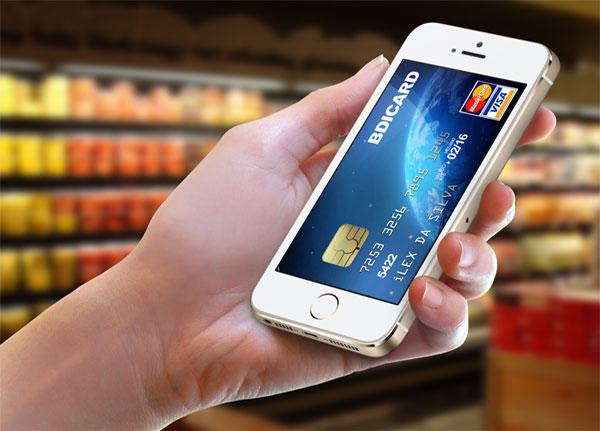 Pagamentos pelo iPhone