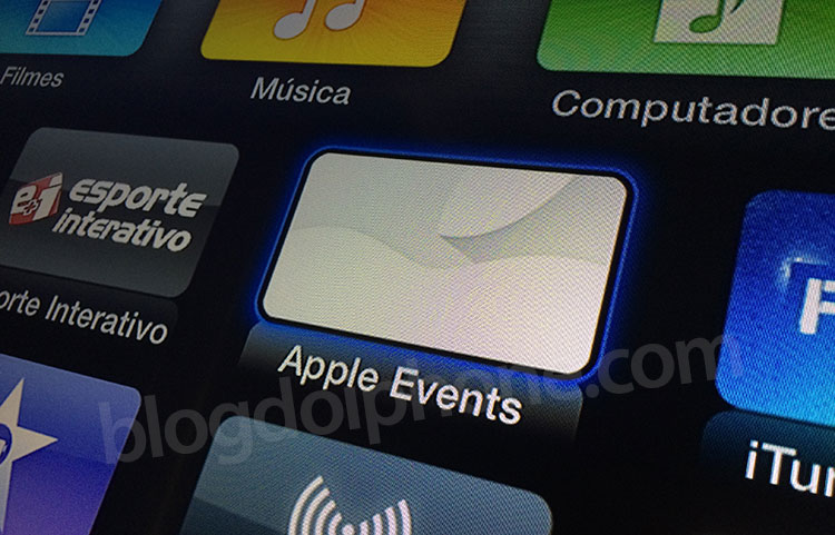 Apple TV Events