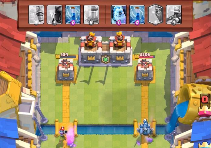 ClashRoyale_BClans2 Clash Royale | Nova atualização traz batalha de clãs e novas cartas