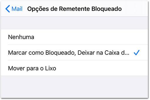 veja as novidades 7º beta do ios 13 Veja as novidades 7º beta do iOS 13 iOS13 blockMail