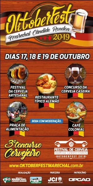 Oktoberfest Marechal Rondon