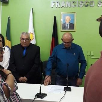 Posse prefeito Aparecida 14.06.2019 - 5