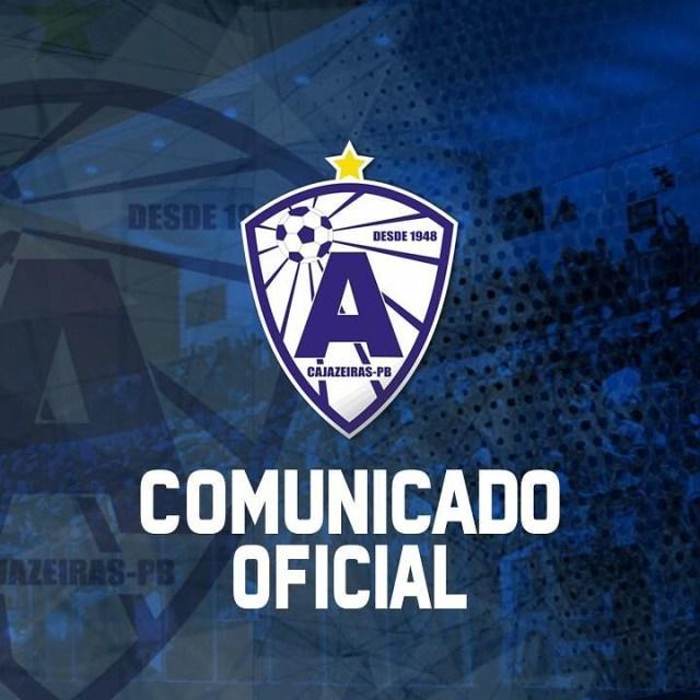 ATLÉTICO DE CAJAZEIRAS – Diretoria entrega o cargo e clube procura um novo presidente
