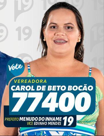 """No Conde, Solidariedade nega que ex-candidata teria sido """"laranja"""" nas eleições de 2020"""