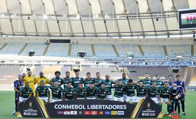 FUTEBOL – Palmeiras é bicampeão da Libertadores e vai representar o Brasil no Mundial de Clube