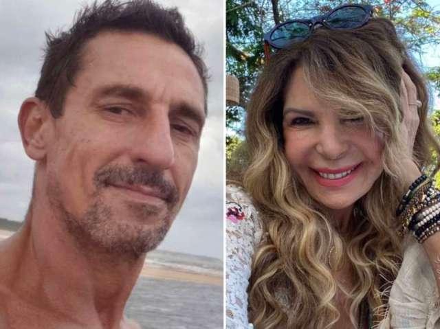 FESTA NA CASA DE ELBA RAMALHO – Ator Tuca Andrade diz que artistas perderam a noção pedagógica