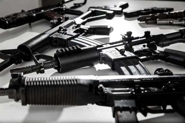 Fim de semana registra aumento de 50% no número de apreensões de armas na Paraíba