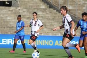 Botafogo-PB goleia Santos Dumont em sua estreia no Brasileirão Feminino Série A2