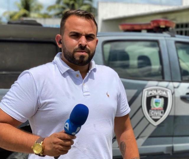 Repórter Gustavo Chaves deixa o Sistema Arapuan.