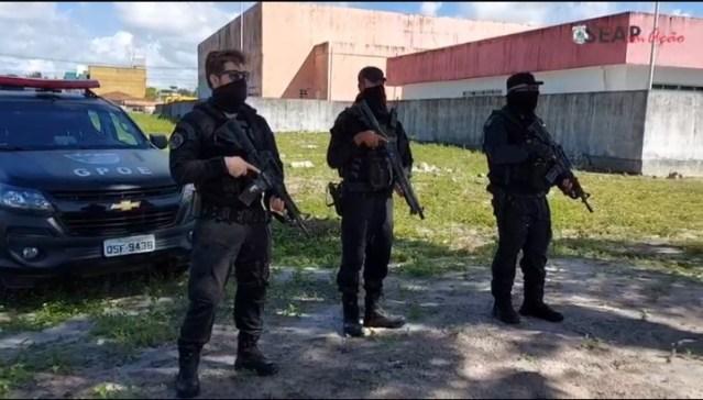 28 DE JUNHO – Dia do Agente Penitenciário/Policial Penal na Paraíba