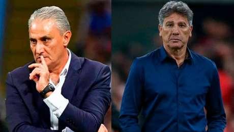 Renato Gaúcho é convidado para assumir Seleção Brasileira no lugar do treinador Tite