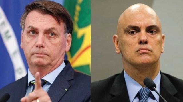 Sem fundamentos jurídicos, presidente pede afastamento de ministro do STF