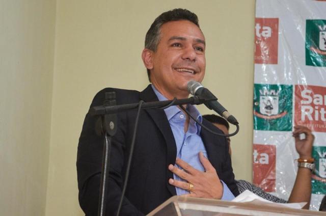 Emerson Panta, prefeito de Santa Rita, e mais sete pessoas são denunciados pelo MPPB por fraude em licitação e falsidade ideológica