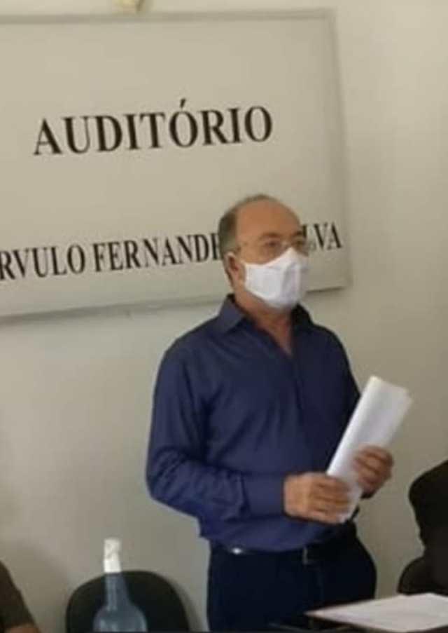 Policial Penal Manuel Leite reassume a presidência do SINDSEAP-PB