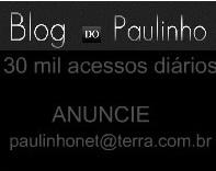Blog do Paulinho anuncio