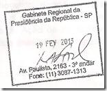 protocolo presidencia