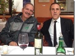 WAGNER RIBEIRO E ALDO