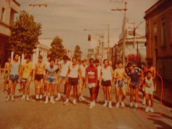 Paulinho - corridas anos 80 1