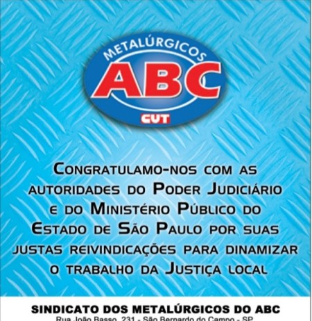 metalurgicos abc