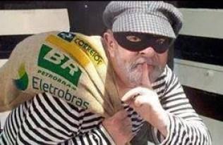 Lula ladrão