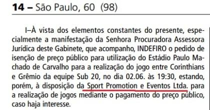 sport promotion