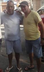 André Negão e Ricardo Francisco