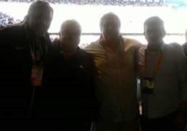 Marcio Seboso, Paulo Garcia, Antonio Rachid e Andres Sanches (PT)