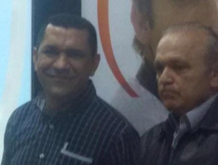Luiz Moura e Luis Antonio de Medeiros